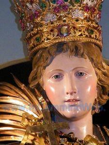 Patti: festa in onore di Santa Febronia, Patrona della Città. Guarda le foto e il video della processione 2017