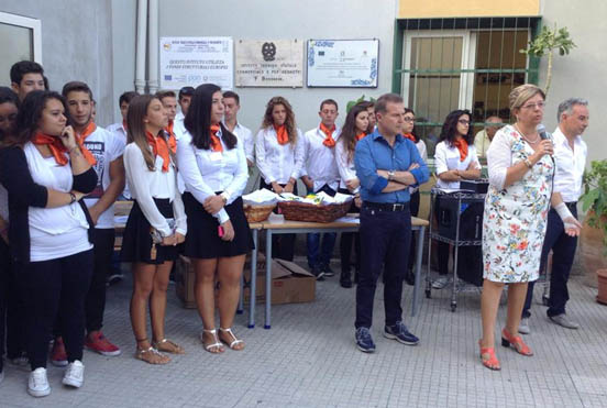 Patti: oggi al «Borghese-Faranda» la presentazione dell'offerta formativa per il prossimo anno scolastico