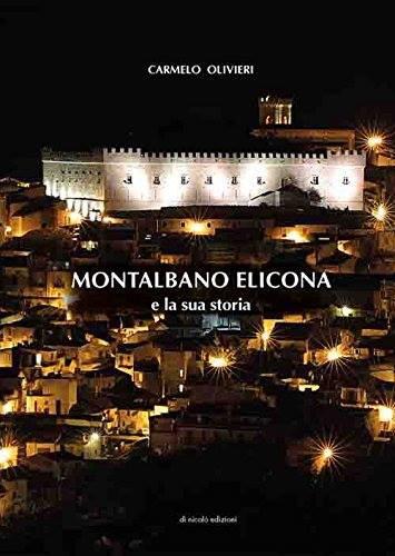 Montalbano Elicona: domenica la presentazione del libro di Carmelo Olivieri