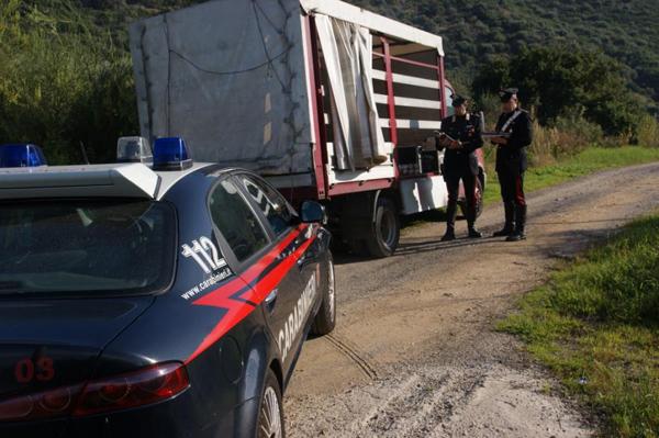Patti: i Carabinieri rinvengono merce rubata da ingrosso di alimentari pattese