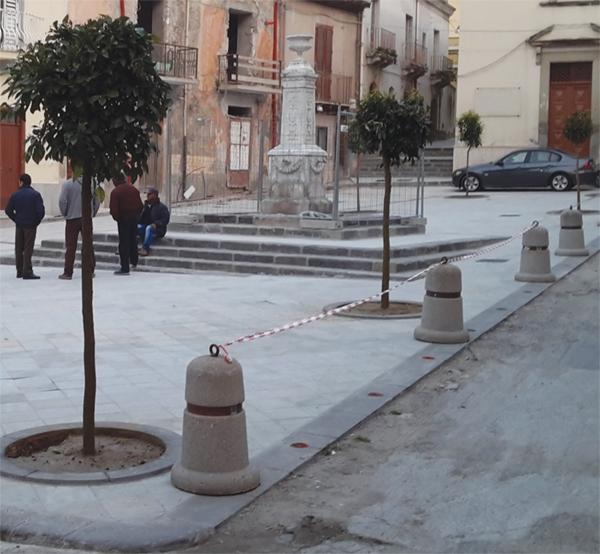 Patti: nuovamente sospesi i lavori in piazza Niosi e vie adiacenti