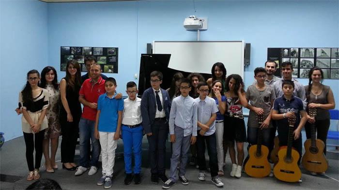 """Patti: rassegna di fine anno dei giovani musicisti dell'accademia """"!Music Art"""""""