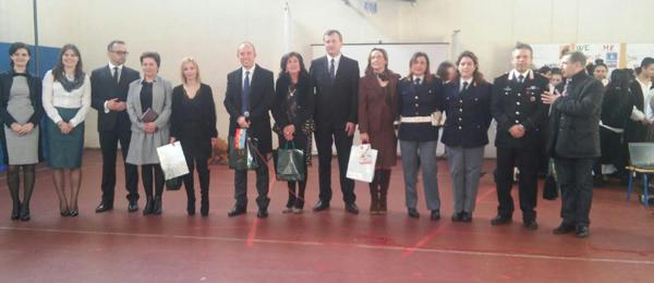 Patti: l'Istituto Comprensivo «Lombardo Radice» celebra la «Giornata della Memoria» con gli amici polacchi