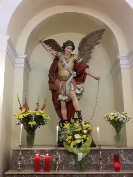 Patti: la parrocchia di San Michele ha festeggiato il suo patrono; guarda le FOTO