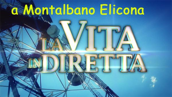 Montalbano Elicona: «La vita in diretta» nel borgo dei borghi