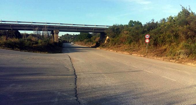 Patti: sicurezza della strada provinciale 122 , interrogazione a De Luca e Aquino