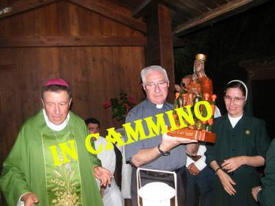 Si rinnova oggi il gemellaggio tra Punta Braccetto e il Santuario di Tindari promosso da mons. Ferraro