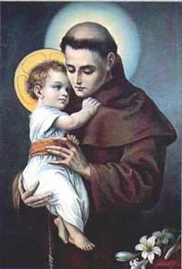 Auguri a tutti quelli che portano il nome di Antonio; la foto del vero volto del Santo di Padova